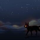 Black Cat by PencilCat