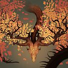 The Spirit of Autumn by PencilCat