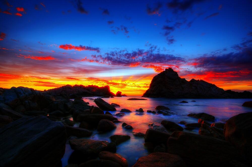 sugarloaf rock by alistair mcbride