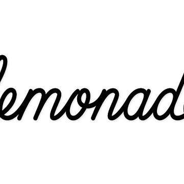Lemonade  by hanaedesign