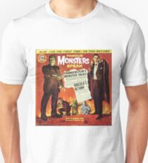 Famous Monsters Speak T-Shirt