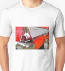 Red, chrome and blue - Belair T-Shirt