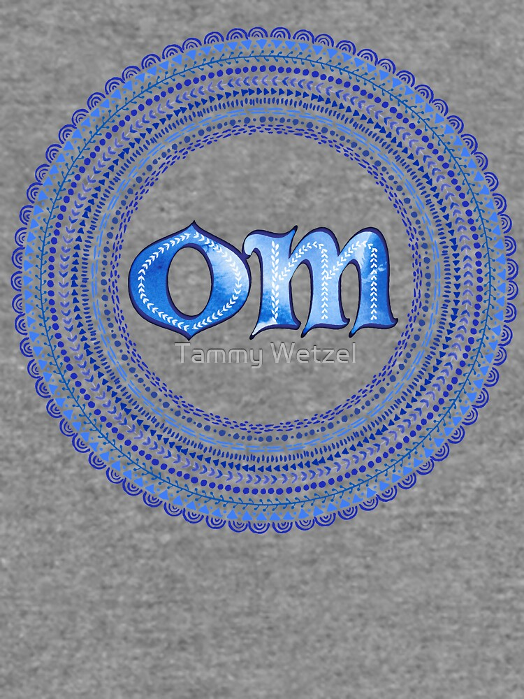 Blue OM by TammyWetzel