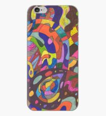 Abstract 209 iPhone Case