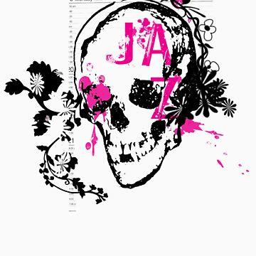 Punker skull by Critick