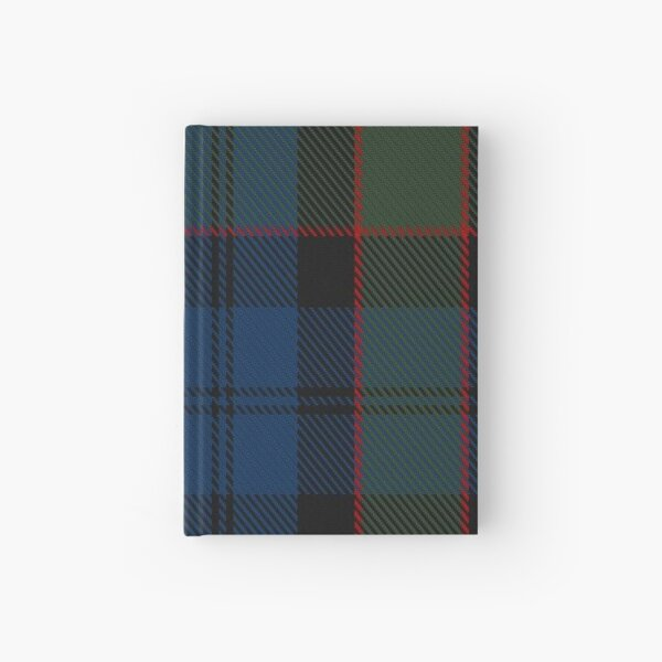 Riddoch Clan/Family Tartan  Hardcover Journal