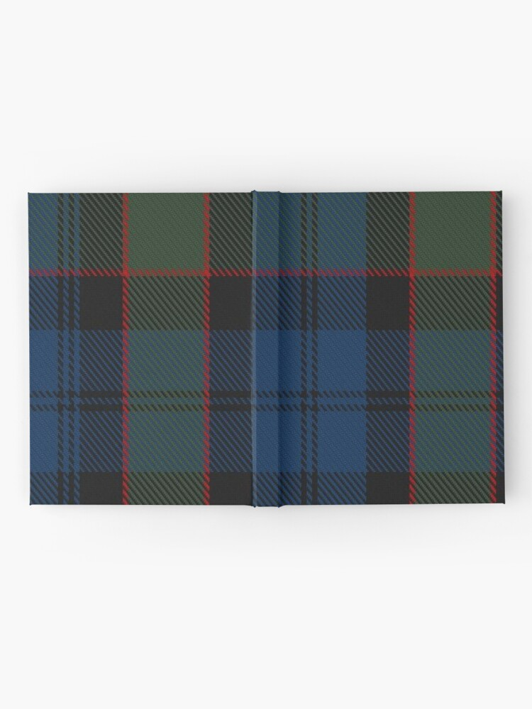Alternate view of Riddoch Clan/Family Tartan  Hardcover Journal