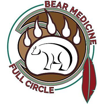 Bear Medicine - Full Circle 02 by DaleCody