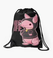 Nug Life Drawstring Bag