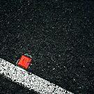 Road Art No 1 by Rosalie Dale