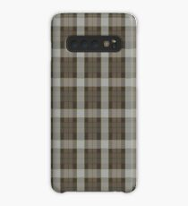 Outlander Fraser Tartan  Case/Skin for Samsung Galaxy