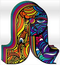 PL Pretty Lights Music Logo 1 Poster