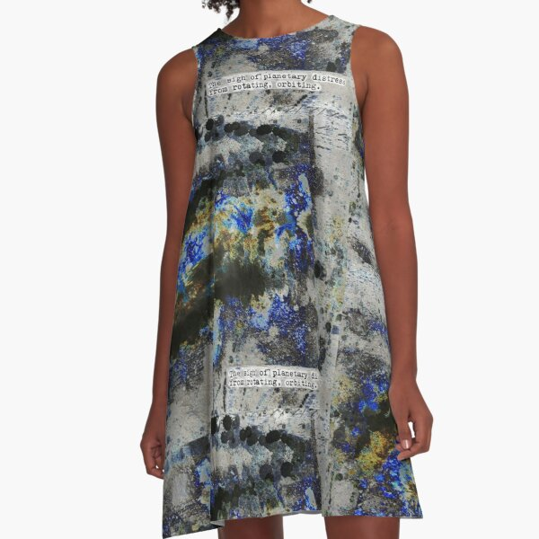 Wind A-Line Dress