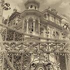 Albert Chamas Villa by Nigel Fletcher-Jones