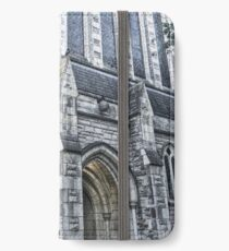 St Matthew In The City iPhone Wallet