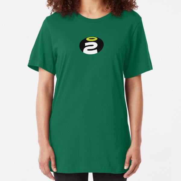 senate halo Slim Fit T-Shirt