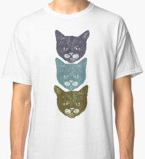 3 Kittens Classic T-Shirt