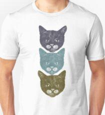 3 Kittens Unisex T-Shirt