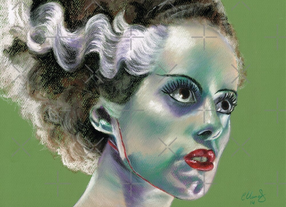 The Bride of Frankenstein by Chantal Handley