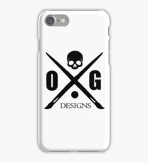 OG Cross iPhone Case/Skin