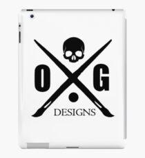 OG Cross iPad Case/Skin