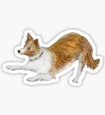 Dog! Sticker