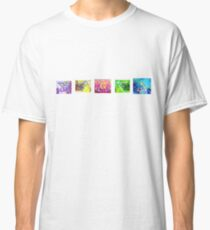 Witcher 3 Magic Signs transparent Classic T-Shirt
