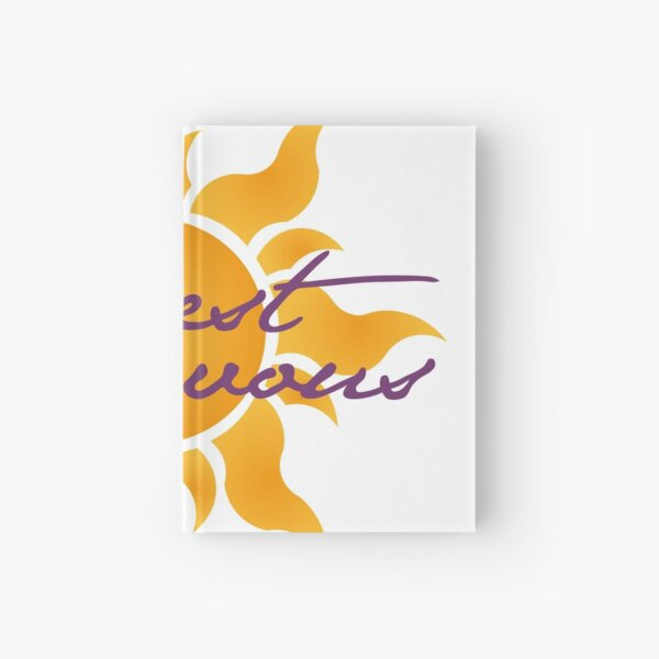 Plus est en vous (There Is More In You) Hardcover Journal