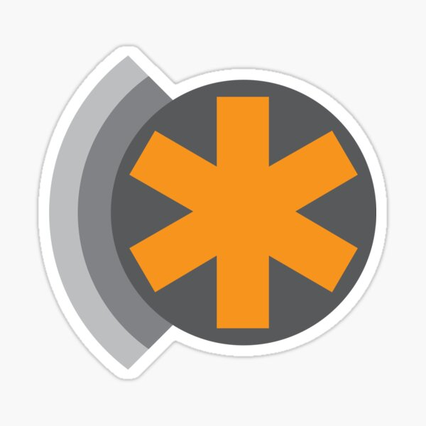 Creative Clusterfuck Logo Sticker