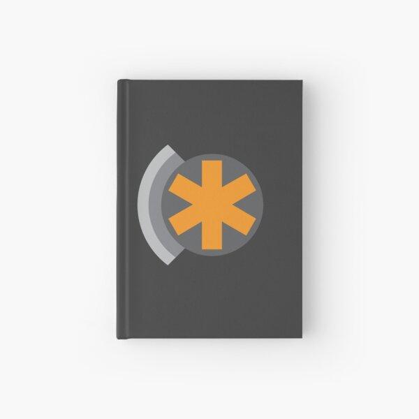 Creative Clusterfuck Logo Hardcover Journal