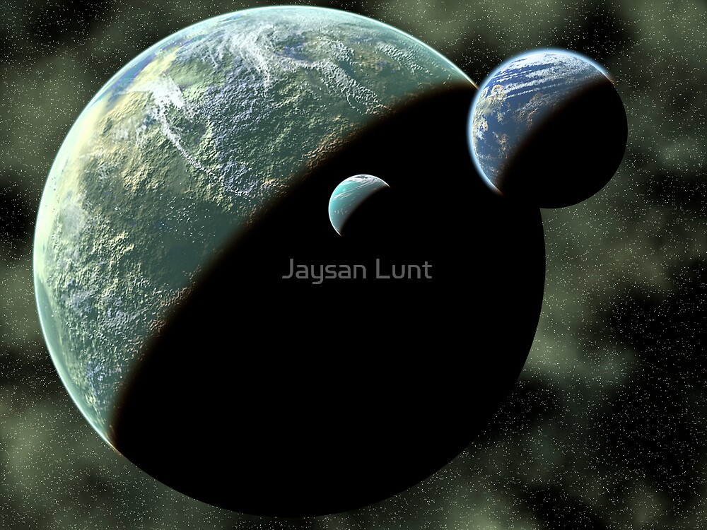 Moons of Wizdoria by Jaysan Lunt