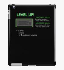 Developer LEVEL UP! iPad Case/Skin