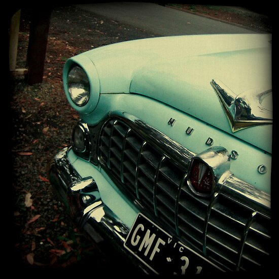 OLD CAR by Bianca Stanton