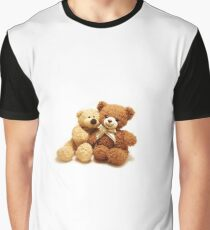 Two cute Teddy Bears Graphic T-Shirt