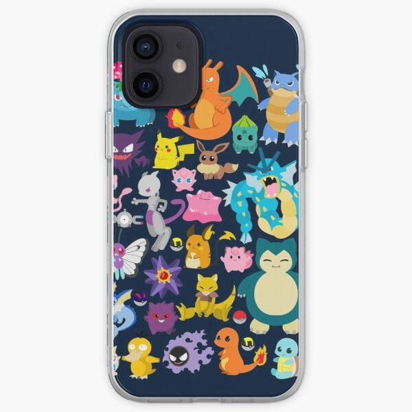 moNSTERS iPhone Soft Case