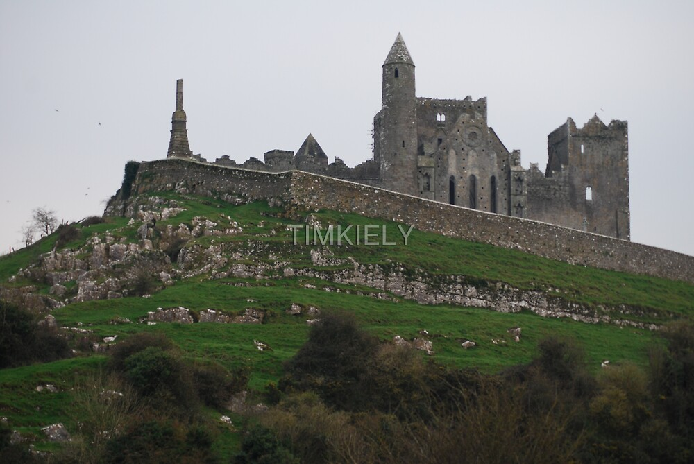 ROCK CASHEL ,IRELAND   by TIMKIELY