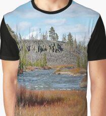 Wyoming Graphic T-Shirt