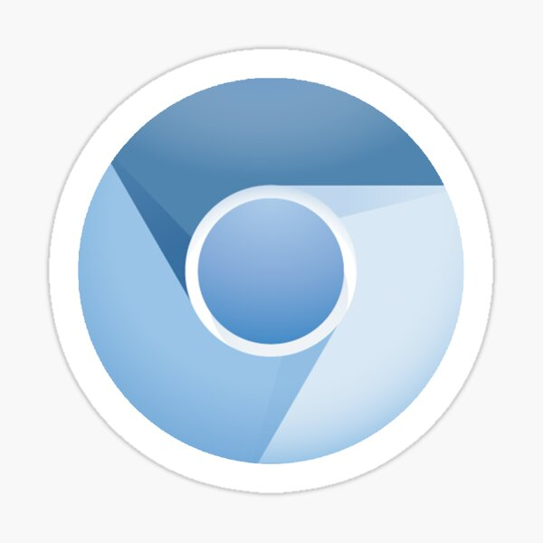 Chromium - Google Chrome Developer Edition Sticker