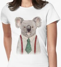 Koala Women's Fitted T-Shirt
