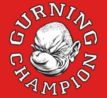 Gurning Champion!