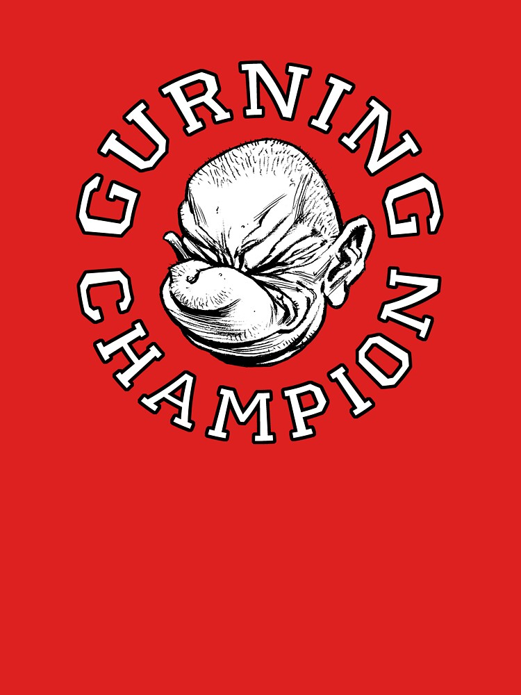 TShirtGifter presents: Gurning Champion! | Unisex T-Shirt