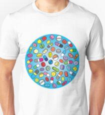 Drugs N Pills Unisex T-Shirt