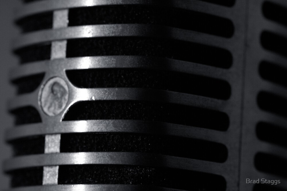 Shure Microphone 2 by Brad Staggs
