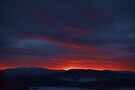 """Fire on the Mountain by Christine """"Xine"""" Segalas"""