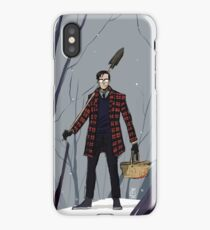 Into the Woods (Original) iPhone Case
