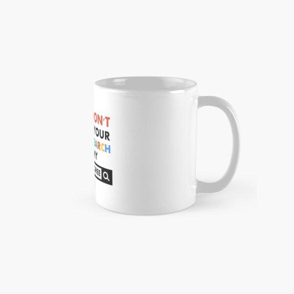 Nursing Degree Classic Mug