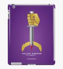 Literary Classics Illustration Series: Julius Caesar iPad Case/Skin