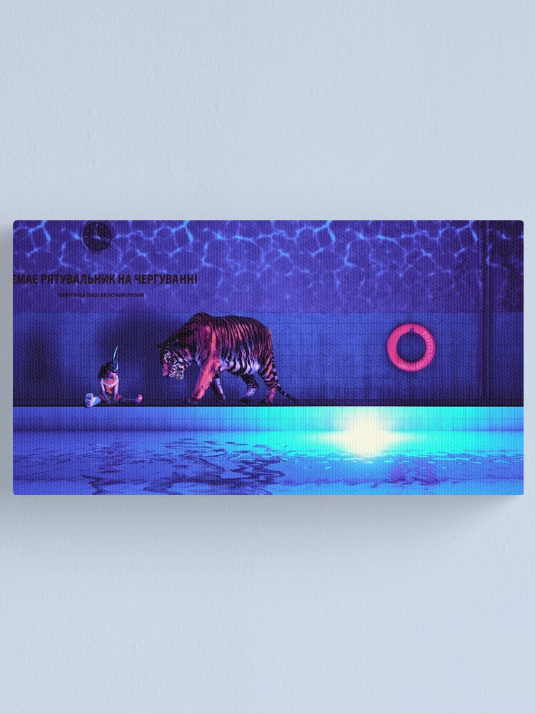 Alternate view of Beaster Canvas Print