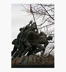 Iwo Jima another view Photographic Print
