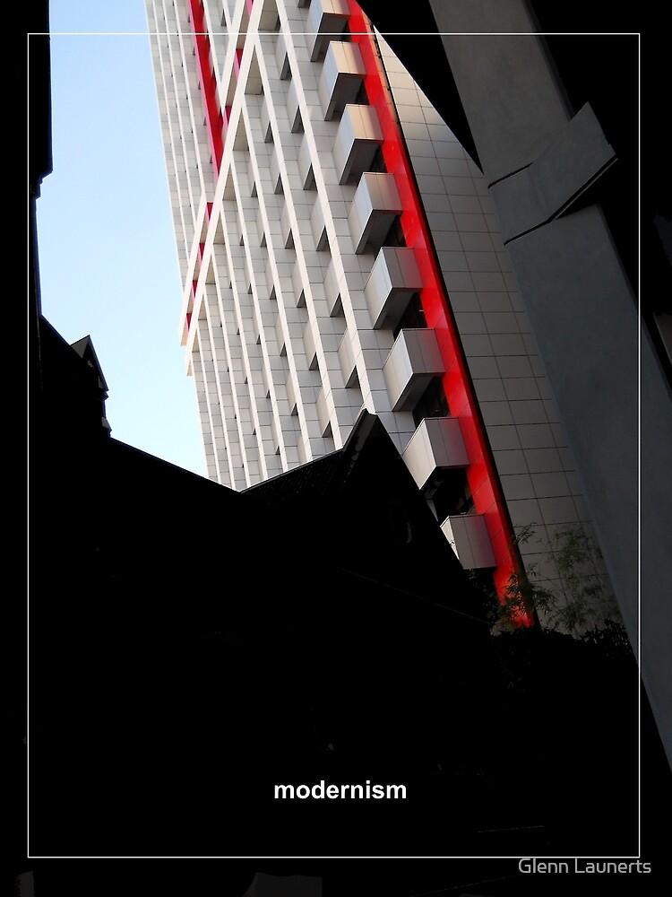 Modernism by Glenn Launerts